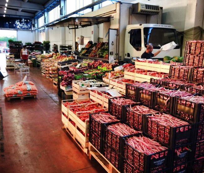 Centro Fiera di Montichiari - Frutta e verdura
